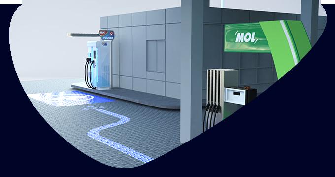 Vége a villanyautósok álomkorszakának: a Mol-kutakon már fizetni kell a töltésért
