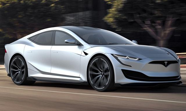 Ez lehetne a 6 éves Tesla Model S utódja?