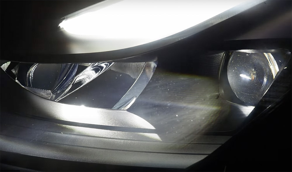VIDEÓ: Tesla mátrix LED lámpa: Az egy dolog hogy a falra írogat, de elérhető mikor lesz?!?!